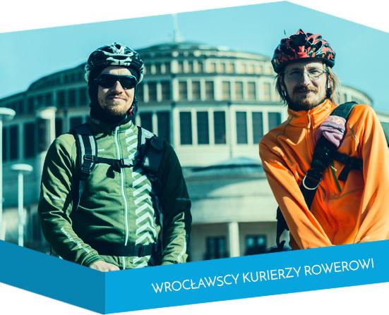 Kurier Rowerowy - Wrocławscy Kurierzy Rowerowi