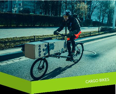 Cargo Bike - Kurier Wrocław - Kurier Rowerowy Wrocław