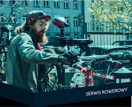 Serwis Rowerowy w Twojej firmie - Kurier Wrocław - Wrocławscy Kurierzy Rowerowi